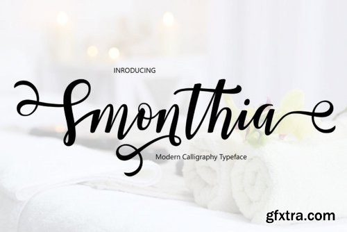 Smonthia Script Font