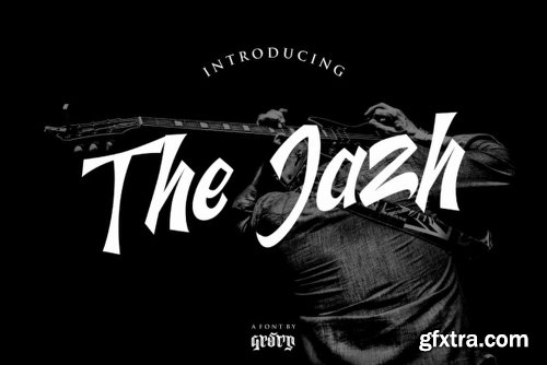 The Jazh Font