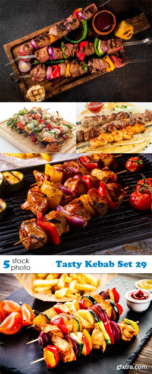 Photos - Tasty Kebab Set 29