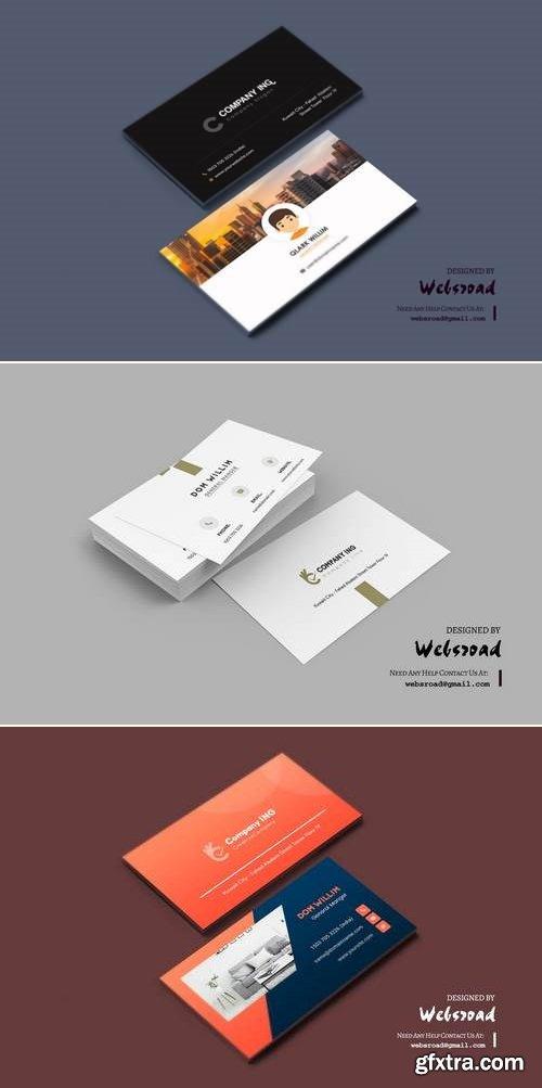 Business Card Bundle 13