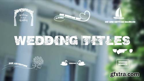 Pond5 - Wedding Titles - 079533244