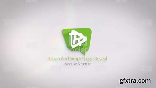 MotionElements - Simple And Clean Logo Reveal Pack - 11873437