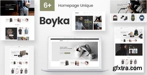 ThemeForest - Boyka - Fashion Responsive PrestaShop Theme v1.0 - 22315308