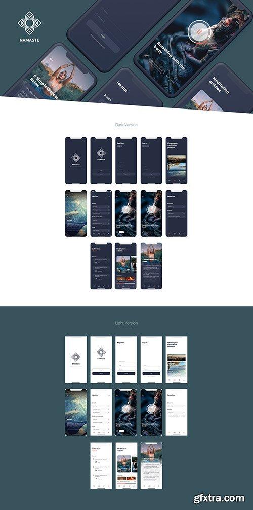 Namaste iOS UI Kit
