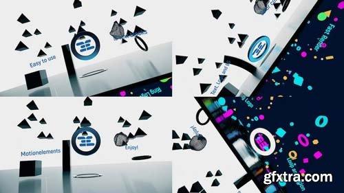 MotionElements - Ring Logo - 11876417