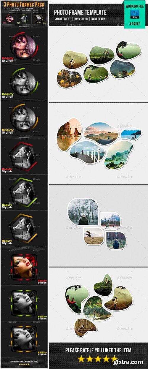 Photo Frame Template Bundle