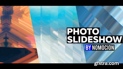Videohive - Photo Slideshow with Pixel Sorting - 22037861