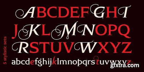 Kartell Font Family - 6 Fonts