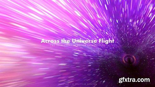 Videohive Across the Universe Flight 5 19721216