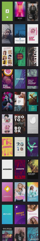Videohive - Instagram Stories Bundle - 22068283