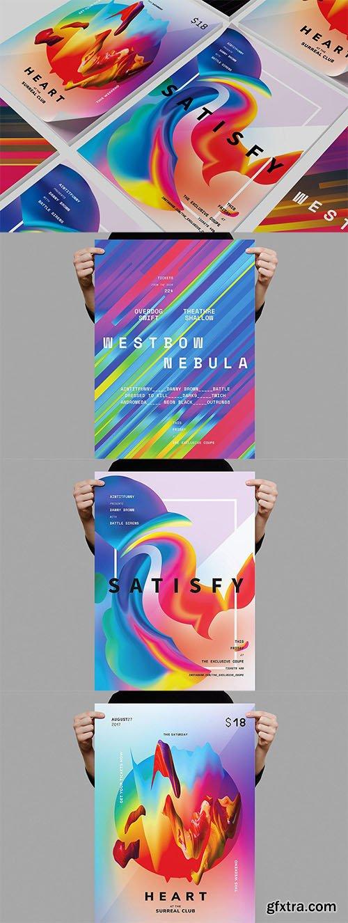 Summer Poster Bundle
