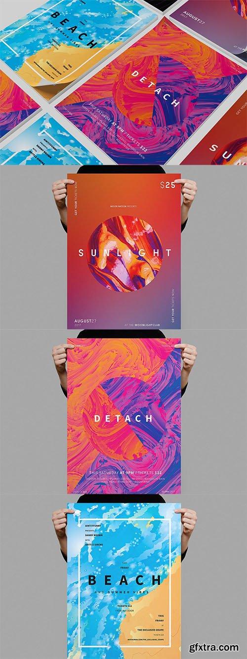 Summer Poster Bundle 2