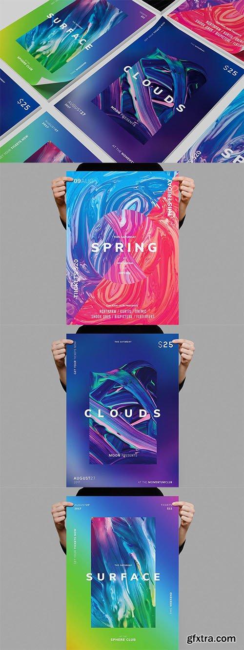 Summer Poster Bundle 3