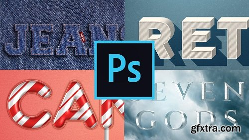 Photoshop Effects - Create Amazing Text Effects