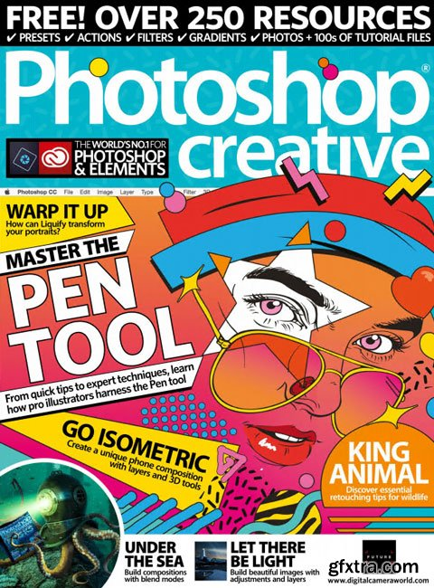 Photoshop Creative - Issue 168 2018