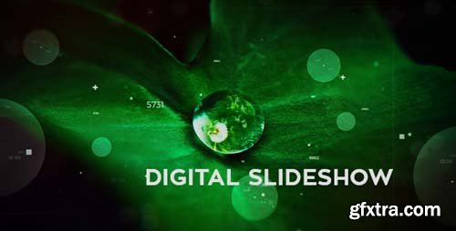 Videohive - Digital Parallax Slideshow - 19427852
