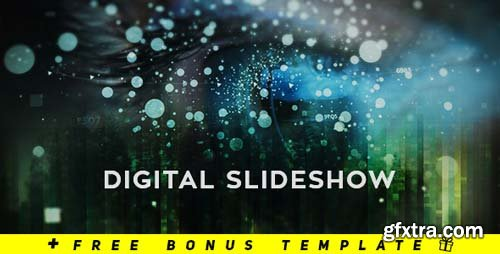 Videohive - Cinematic Digital Slideshow - 19557197