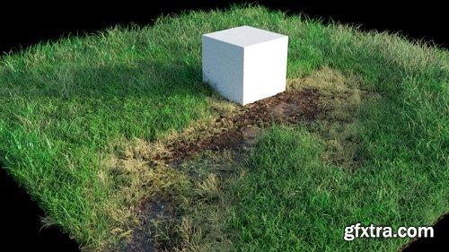CGCookie - Creating Grass in Blender