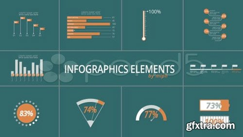 Pond5 - Infographics Elements - 020982094