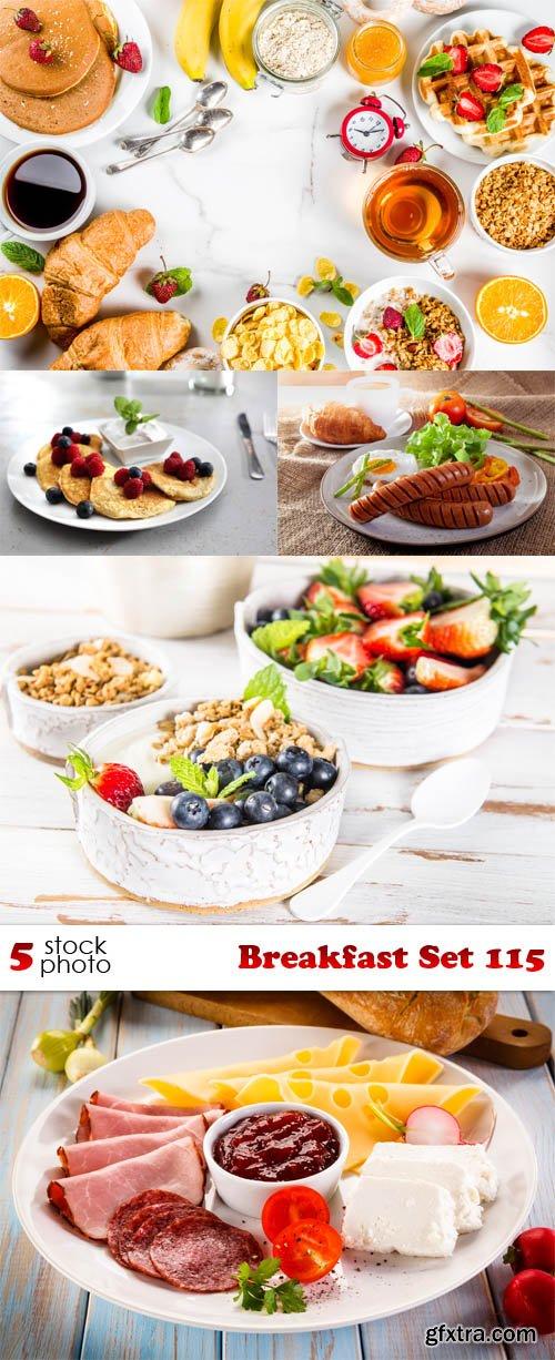 Photos - Breakfast Set 115