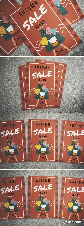 Autumn Furniture Sale Flyer