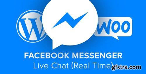 CodeCanyon - Facebook Messenger Live Chat - Real Time v1.0.2 - 21322871