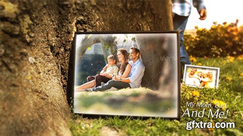 Videohive Our Family Holiday 11288445