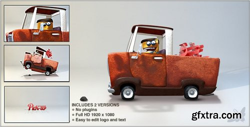 Videohive Pick-Up Logo 7293220