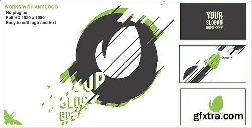 Videohive Graphic Reveal Logo 8127873