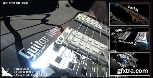 Videohive Guitar Titles 7437108