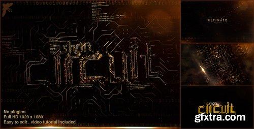 Videohive Circuit Logo 20713515