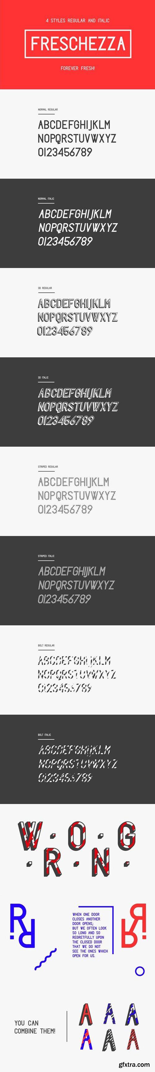 Mix Fonts Bundle