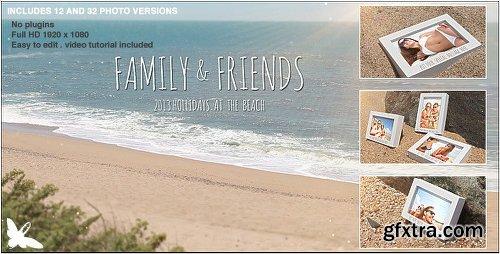 Videohive Beach Photo Slide 8242011