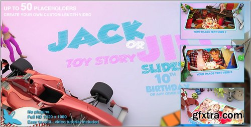 Videohive Toy Story Slideshow 9349823