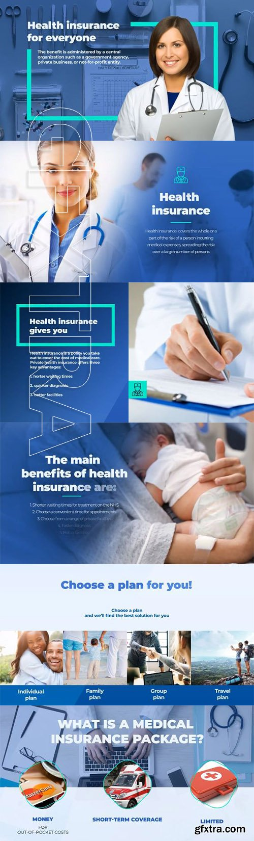 Medical Insurance Agency Promo - After Effects 99017