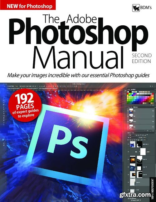 BDM's Photoshop User Guides – 2nd Edition 2018