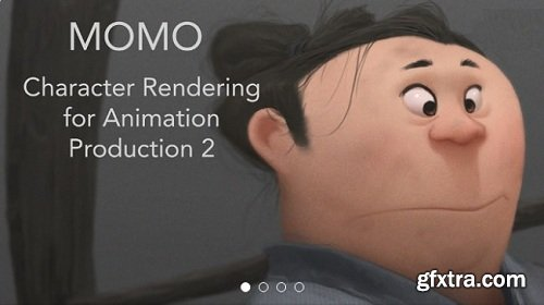 Gumroad – Momo Character Rendering for Animation 2 by Ryan Lang
