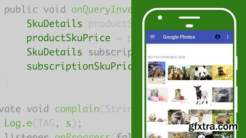 Lynda - Android App Development: In-App Purchasing