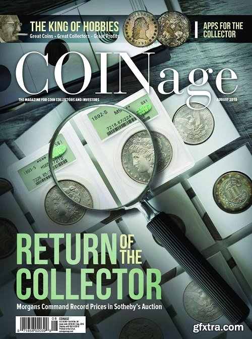 COINage – August 2018