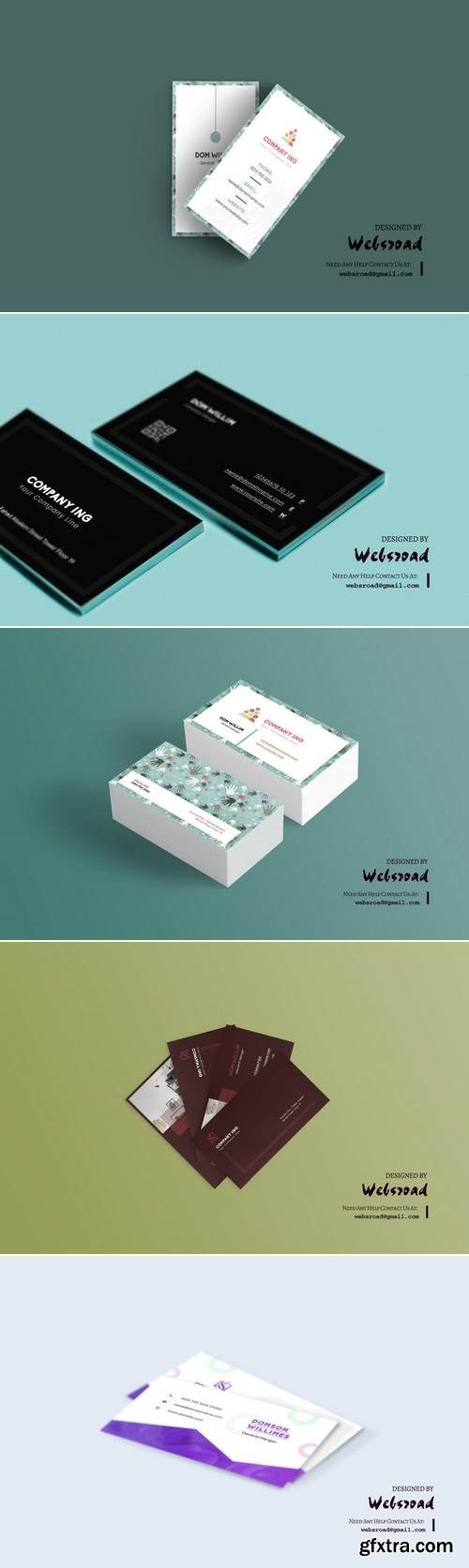 Business Card Template Bundle 2