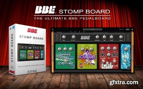 Plugivery BBE Stomp Board v1.0.0 CE-V.R