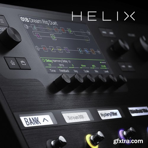 Line6 Helix Native v1.6.0 CE-V.R