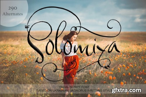 Solomiya Font