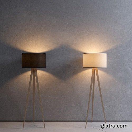 Zuiver Tripod Lamp