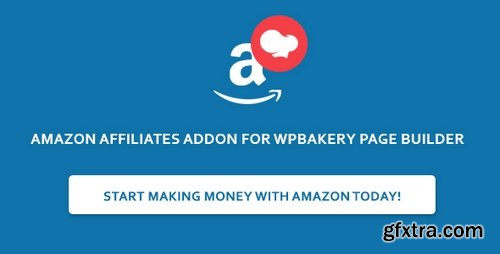 CodeCanyon - Amazon Affiliates Addon for WPBakery Page Builder (formerly Visual Composer) v1.1 - 21451712