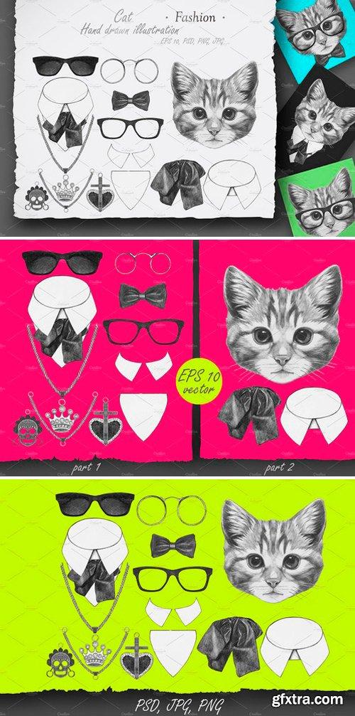 CM - Cat / Fashion 2544478