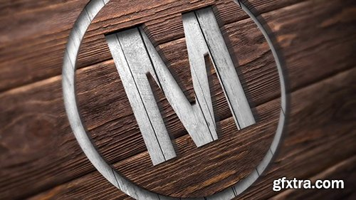 Wooden Logos Mockup 92740