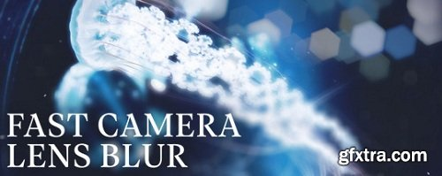 Fast Camera Lens Blur v3.10.0 for After Effects & Premiere Pro