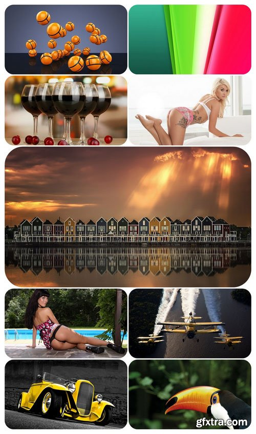 Beautiful Mixed Wallpapers Pack 721