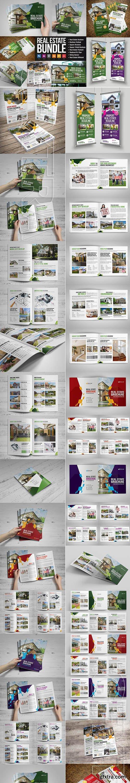 GraphicRiver - Real Estate Bundle v3 22000554